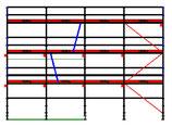 PACK Blitz - L: 10,28m (4*2,57m) ; H: 6,00m (3*2,00m)