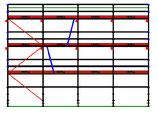 PACK 3: Layher Blitz - L: 10,28m - H: 7,2m - 73cm - 74m² - NOUVEAU