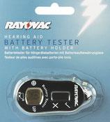 Der praktische Batterietester - Hersteller Rayovak