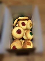 Dessertkoekjes met bigarreauxkersen