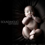 "SOUNDAHOLIC album ""HAPPY ENERGY""  CD"