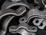 Schwere Rohrschelle nach DIN 3567 Form A