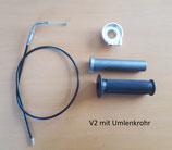 Umbausatz Gasgriffadapter
