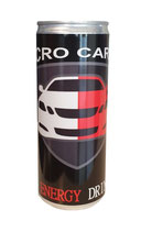 CRO CARS ENERGY DRINK