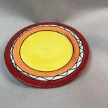 "Dessertteller Teller ""rando"" Kuchenteller Keramik im Design ozova"
