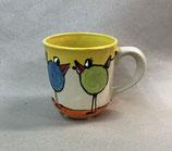 Tasse Jumbotasse  Keramik ca. 600 ml Inhalt im Design  payaso