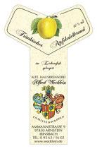 Apfel (Holzfass)