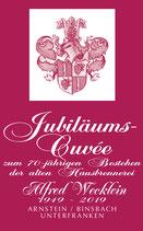 Jubiläums-Cuvée