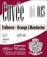 Erdbeere-Orange/Mandarine