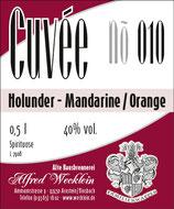 Holunder-Orange/Mandarine