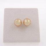 Boucles d'oreilles Perles Gold