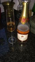 B. Hennequin brut rosé 1,5 l Magnumflasche selten