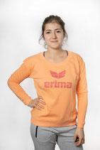 Erima Essential Sweatshirt peach/love rosa