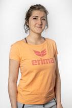 Erima Essential T-Shirt peach/love rosa