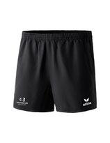 Erima Club 1900 Shorts schwarz mit Logo TC Hochdorf