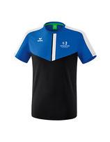 Erima Squad T-Shirt new royal/schwarz/weiss mit Logo TC Hochdorf