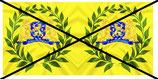 1:32 Flag Napoleon #03 Holland Infanterie