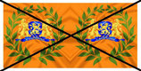 1:32 Flag Napoleon #01 Holland Infanterie