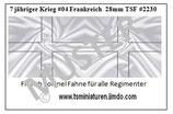 28mm 7 Jähriger Krieg #00 Frankreich
