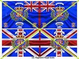 1:32 Flag Napoleon #01 England Infanterie (1.st Royal Scots)