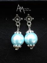 BO Perles turquoises