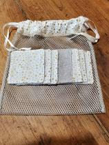 Kit Lingettes et sac à laver