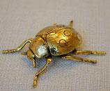 北欧雑貨 おしゃれ 真鍮 昆虫 テントウムシ Ladybug レディーバグ ビートル ブラス BROSTE COPENHAGEN 14461145-1 02BS-1