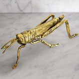 北欧雑貨 おしゃれ 真鍮 昆虫 殿様バッタ Lady grasshopper レディー グラスホッパー アンティーク ブラス BROSTE COPENHAGEN 14461101-3