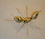 北欧雑貨 おしゃれ 真鍮 昆虫 アリ 蟻 ANT アント ブラス BROSTE COPENHAGEN 14461131-2 04BS-2