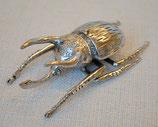 北欧雑貨 昆虫 メタル シルバー 銀 カブトムシ beetle ビートル BROSTE COPENHAGEN 14461102-1 06S1-1
