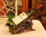 ワインホルダー ラック グレープ 葡萄 ぶどう アイアン 7307022