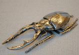 北欧雑貨 昆虫 メタル シルバー 銀 クワガタ Stag beetle スタッグ ビートル BROSTE COPENHAGEN 14461102-3 06S1-3