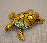 北欧雑貨 真鍮 カメ ウミガメ 亀 tortoise ブラス メタル METAL BROSTE COPENHAGEN 14461149-3 01BS-3