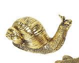 北欧雑貨 おしゃれ 真鍮 昆虫 マイマイ カタツムリ 蝸牛 snails スメル ブラス メタル METAL BROSTE COPENHAGEN 14461149-1