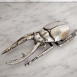 北欧雑貨 昆虫 メタル シルバー 銀 クワガタ Stag beetle スタッグ ビートル BROSTE COPENHAGEN 14461102-3