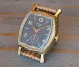 時計 テーブルクロック 置き時計 オシャレ クロック 腕時計型 アメリア TIMEWORKS 330048