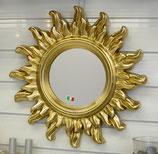 ソレイユ(太陽) ウォールミラー BERTOZZI PL 165 GOLD イタリア製 808689