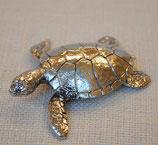 北欧雑貨 昆虫 メタル カメ ウミガメ 亀 tortoise ニッケル METAL BROSTE COPENHAGEN 14461144-3 01N-3