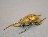 北欧雑貨 おしゃれ 真鍮 昆虫 カブトムシヘラクレスオオカブト Beetle ビートル Hercules giant monkey ブラス BROSTE COPENHAGEN 14461145-3 02BS-3
