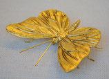 北欧雑貨 おしゃれ 真鍮 昆虫 蝶々 butterfly バタフライ ブラス BROSTE COPENHAGEN 14461122-1 05BS-1