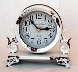 アンティーク  ホワイト 75015TC-WH 置時計