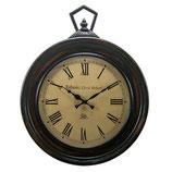 時計 壁掛け時計 掛時計 ポッポ屋時計 オシャレ おしゃれ ウォールクロック ウォール クロック 丸 Ethnic clock Makerts 306026