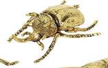 北欧雑貨 おしゃれ 真鍮 昆虫 カブトムシ Beetle ビートル ブラス BROSTE COPENHAGEN 14461145-2