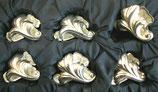カードホルダー スタイルフランス インテリア雑貨 シルバー 銀メッキ ネームホルダー フルール・ド・リス FRANCE GIFT