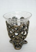 グラス キャンドル ホルダー 7307011