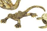 北欧雑貨 おしゃれ 真鍮 爬虫類 トカゲ lizard リザード ブラス メタル METAL BROSTE COPENHAGEN 14461149-2