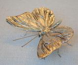 北欧雑貨 昆虫 メタル アンティークシルバー 銀 蝶々 butterfly バタフライ BROSTE COPENHAGEN 14461121-1 05ASI-1