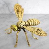 スズメバチ すずめ蜂 Sparrow bee スパロー ビー 昆虫 北欧雑貨 真鍮 アンティーク ブラス BROSTE COPENHAGEN 14461101-2