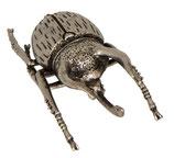北欧雑貨 昆虫 メタル シルバー 銀 カブトムシ beetle ビートル BROSTE COPENHAGEN 14461102-1