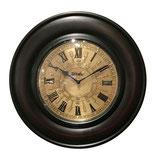 時計 壁掛け時計 掛時計 オシャレ おしゃれ ウォールクロック ウォール クロック 丸 Ethnic clock Makerts 306012
